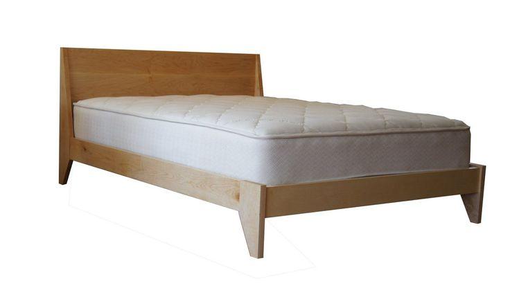 Scandinavian platform bed  TY Fine Furniture $1899
