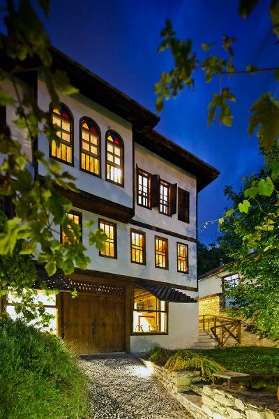 Gül Evi (Gul Evi means House of Rose) Safranbolu, Turkey. http://www.canbulat.com.tr/en/gallery