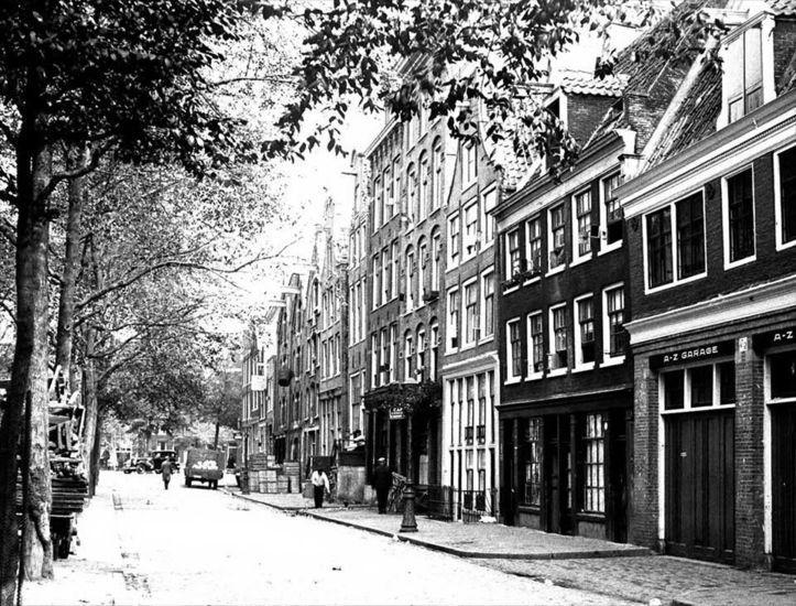 Amsterdam: De Lindengracht in 1934