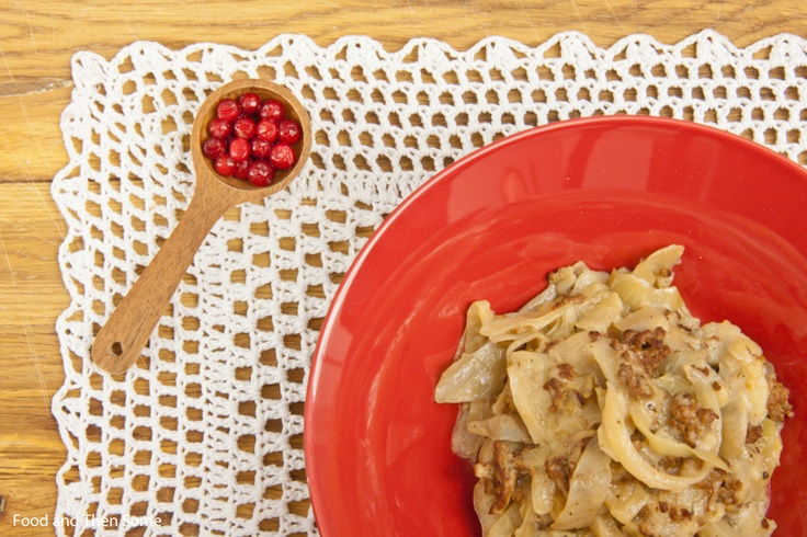 Kaalilaatikko / #Gabbage #Casserole #comfortfood