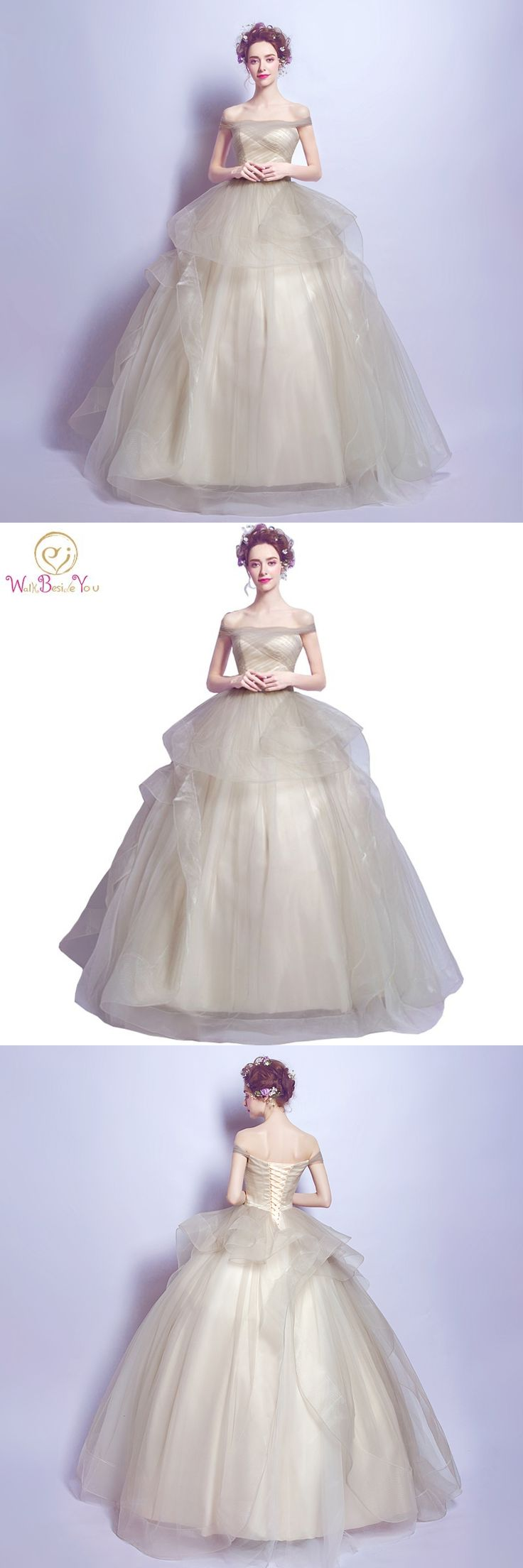 Camel Quinceanera Gowns Off the Shoulder vestidos de quince anos 2017 Puffy Quinceanera Dresses Ball Gown Prom Dress Gowns