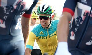 Rio 2016 : Australia's Richie Porte rated a strong possibility of a Medal crashes in men's road race & suffers broken scapula