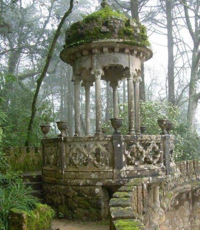 Ancient ruin - breath taking
