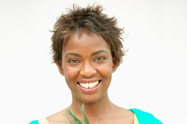 Short Ethnic Hairstyles: 17 Best Ideas About African American Short Hairstyles On