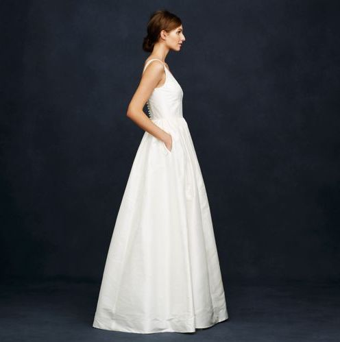 Robe de mariée style princesse - J.Crew robe de mariée 2014 - La Fiancée du Panda Blog Mariage & Lifestyle