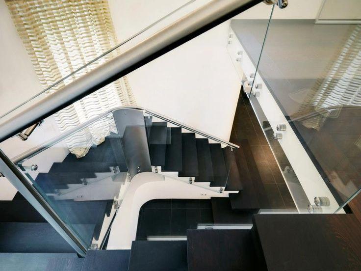 Private Villa am Comer See-Studio Marco Piva Interieur zeitgenössischen design erstaunlich anzeigen schönes Interieur-Design minimalistisch eleganten Kunst Display modernes Design Traum zuhause elegante Stairacase entwerfen