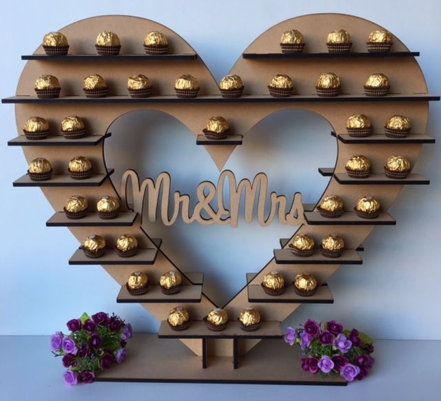 Party Supplies Chocolate Stand Personalised Celebrations & Occasions