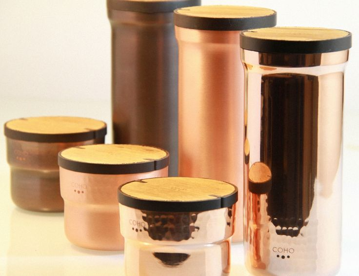 Detox your body with the natural antioxidant properties of copper!