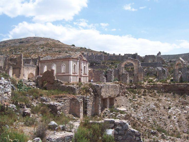 Hacienda del Muerto/ Real de Catorce, SLP
