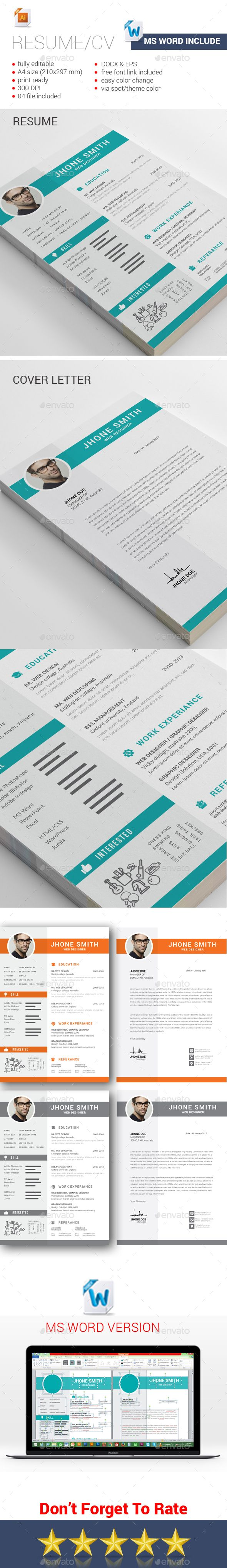 Best Printable Design Images On   Resume Design