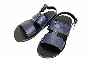 Baldinini271 - Sandalias Romanas Hombre , color Azul, talla 45: Amazon.es: Zapatos y complementos