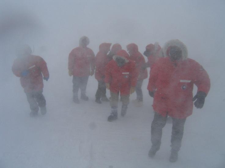 AntarcticA MCMURDO STATION FIRE | McMurdo Antarctica a condition one