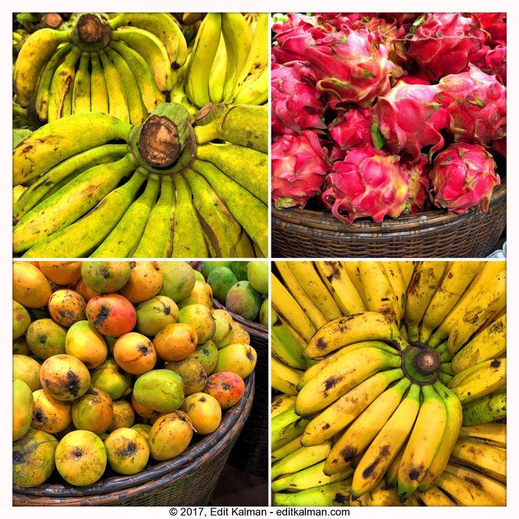 Indonesia love #Banana, #Dragonfruit, #Fruit, #Indonesia, #Jakarta, #Mango - https://goo.gl/yDYKVe