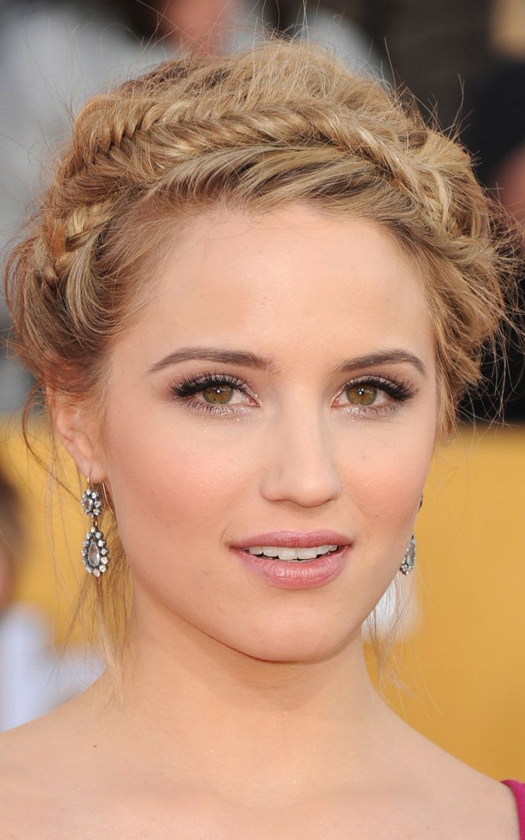 celebrity plait hairstyles fade