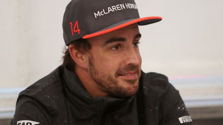 F1's Alonso turns rookie for endurance test with Toyota