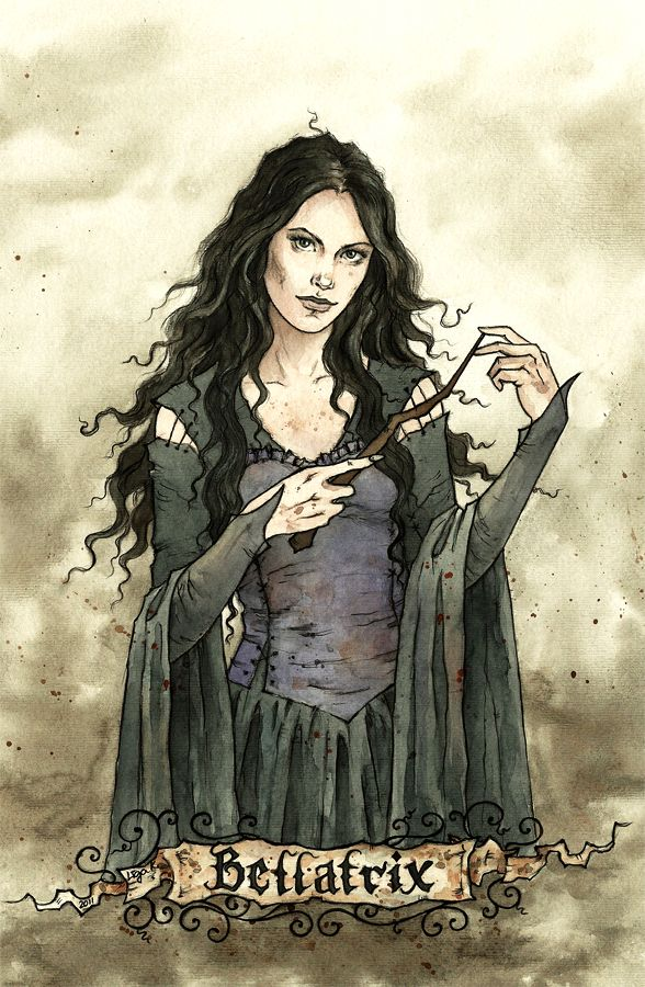 Bellatrix by Līga Kļaviņa