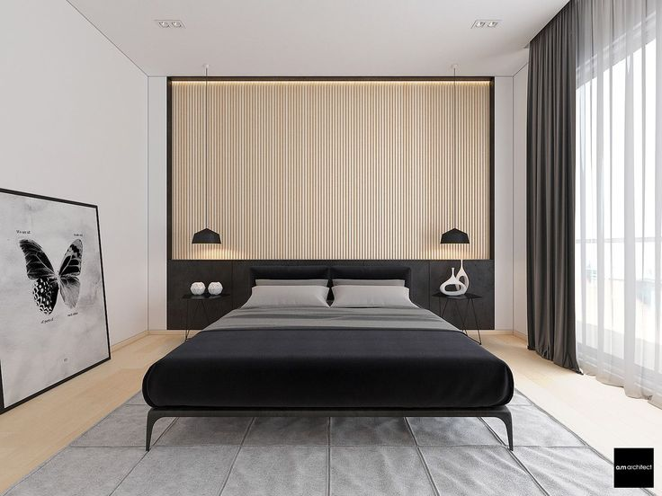 Modern Day Bedrooms Minimalist Design Fair 53 Best Minimalist Home Images On Pinterest  City Apartments One . Decorating Inspiration