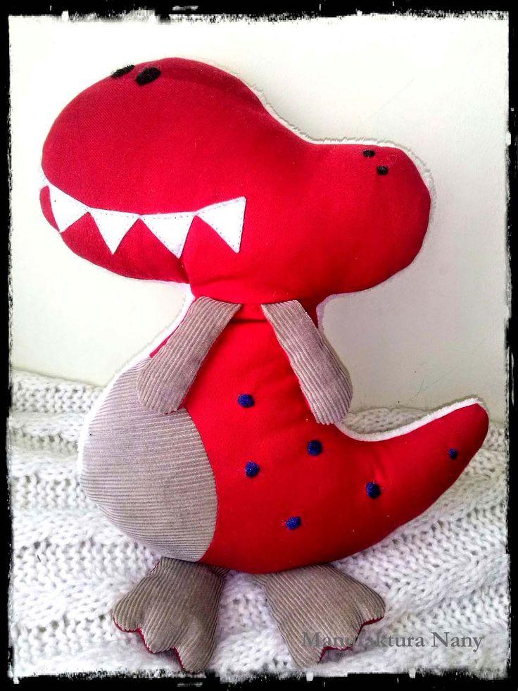 Manufaktura Nany: Dinozaur -podejście drugie.