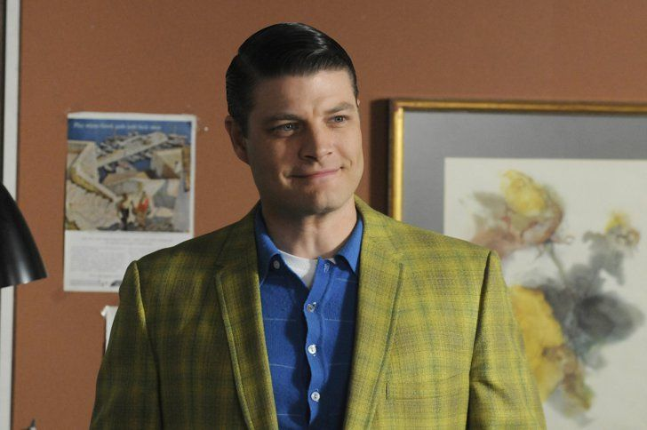 Pin for Later: Where the Mad Men Characters Began and Where They End Up Stan Rizzo Then Remember what Stan's face looked like? Stan (Jay R. Ferguson) starts out as a misogynistic, clean-cut employee who lives to annoy Peggy.