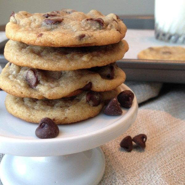 """Reposting for the """"absolute favorite"""" recipe linked in the blog. Did really well as oversized cookies :)"""