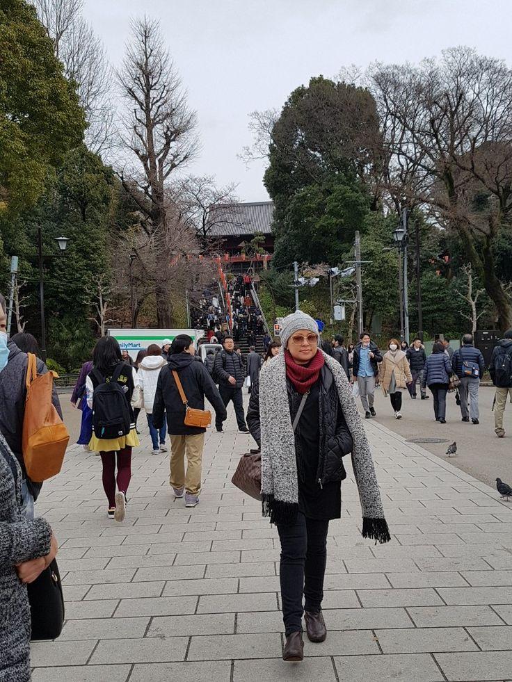 Ueno Park, Tokyo #hijabers