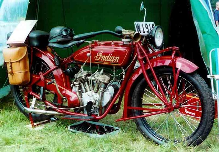 10 of the Coolest Vintage Motorcycles Ever Made