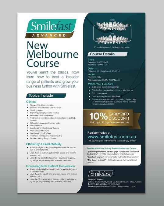 Smart and modern A4 flyer needed high-end Australian company. by Agrii