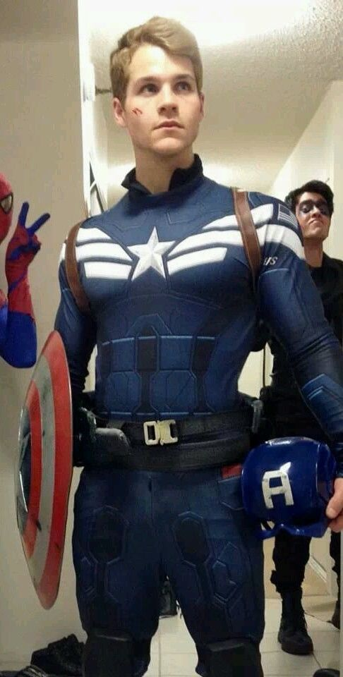 Captain America Winter Soldier Stealth super soldier suit cosplay -> Where can I buy one?
