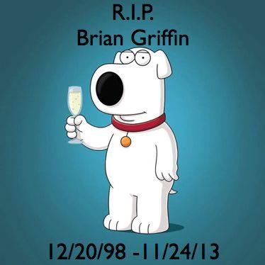 Family Guy - Brian's Novel.?