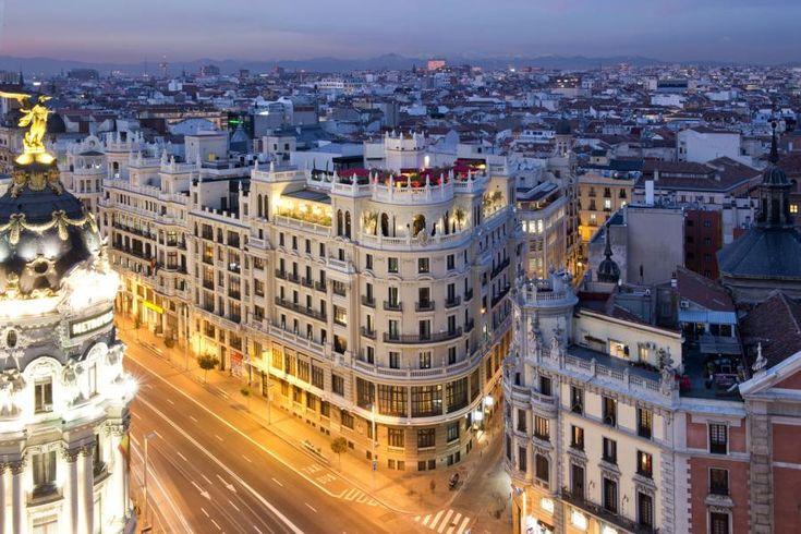 Madrid El Principal hotel, Spain