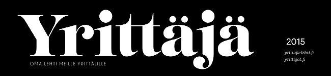 http://www.yrittajat.fi/fi-FI/yrittaja/  Yrittäjä on meidän yrittäjien oma lehti.  Lehti on täynnä yrittäjiä kertomassa omasta arjestaan, ilmiöistä, keksinnöistä, menestyksestä ja käännekohdista. Unohtamatta vapaa-aikaa.