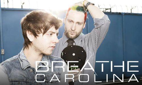 Breathe Carolina announces U.S. tour with Sleeping With Sirens