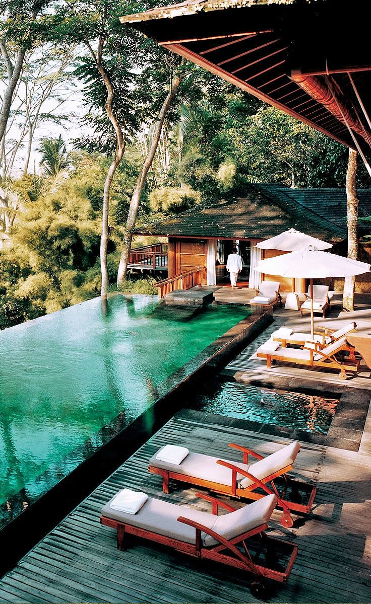 COMO Shambhala Estate, Hotel Begawan Giri, Bali