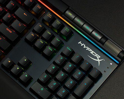 Hyperx Alloy Elite Rgb Keyboard Cherry Mx Blue Gaming Accessory Keyboard Gaming Accessories Computer Keyboard