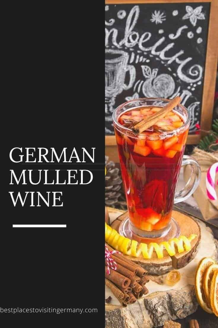 German Mulled Wine The Best Part Of Germany S Christmas Markets Gluhwein Erfrischung Winter