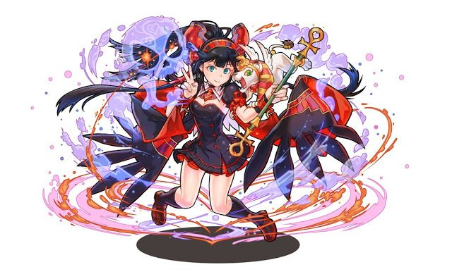 Puzzle and Dragons blog: 新闇埃:究極進化