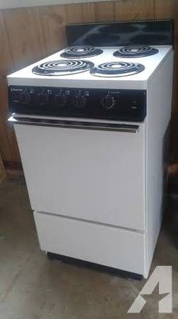 Image Result For Apartment Size Electric Stove Used