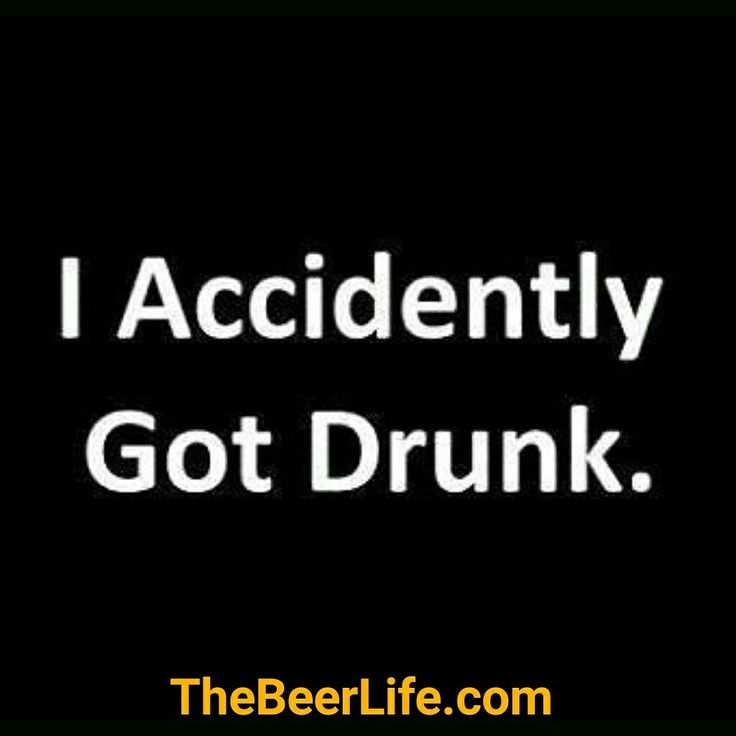 Why does this happen all the time?! Check out TheBeerLife.com!