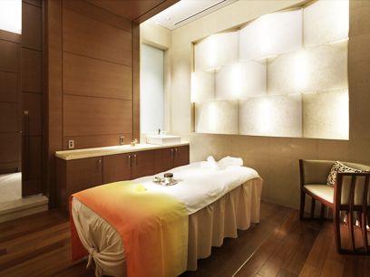 インターコンチネンタルホテル大阪   スパ&フィットネス
