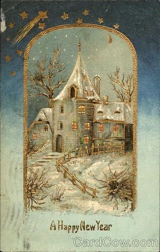Victorian Christmas and New Year