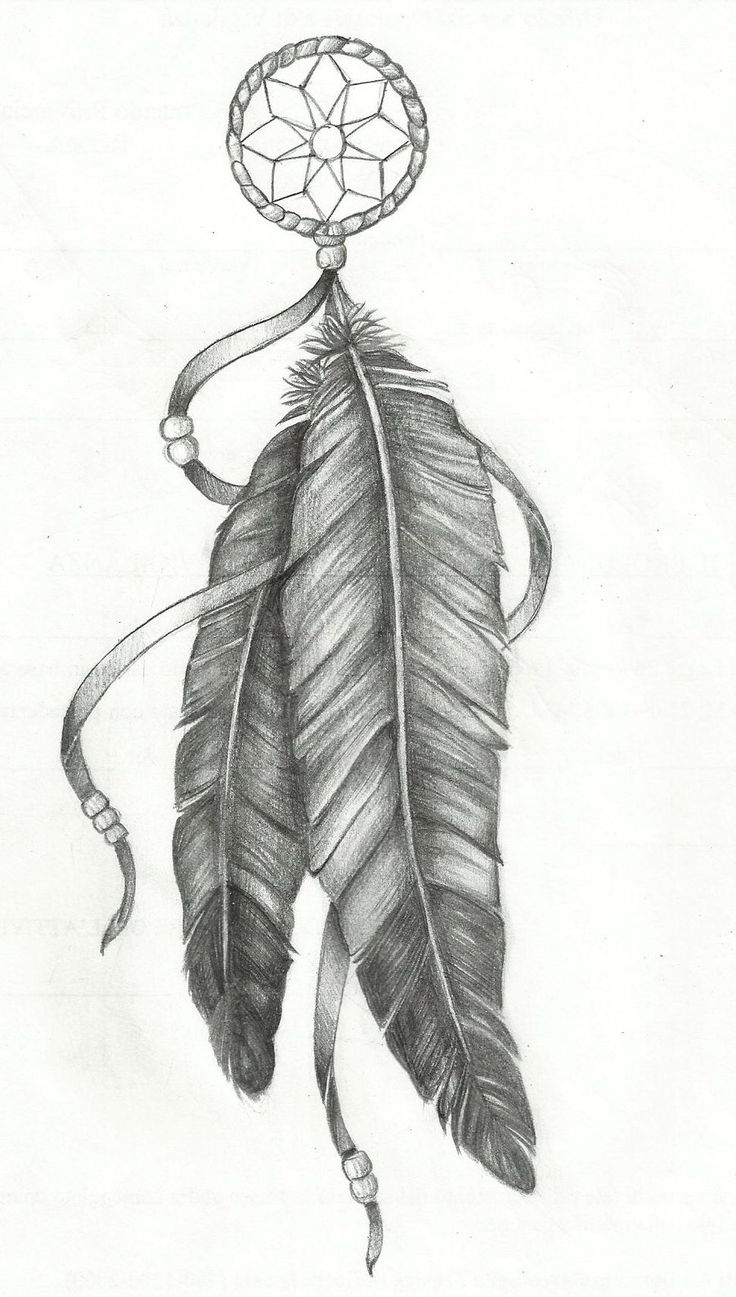 Find This Pin And More On Dreamcatcher Drawings