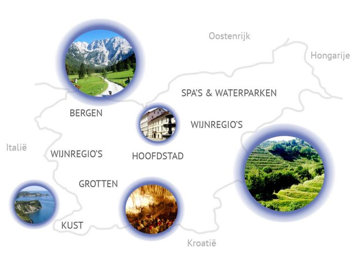 Slovenië is mooi van noord naar zuid en van west naar oost en herbergt in alle windstreken bijzondere plaatsen om te bezoeken. Sommige van die bestemmingen zijn zo bijzonder dat ze vakanties onvergetelijk maken. / www.mijnslovenie.com / @MijnSlovenie / #vakantie #reizen