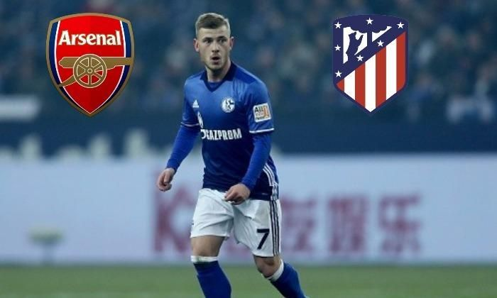 Arsenal transfer news: Atletico Madrid to rival Gunners for Max Meyer's signature | Bible Of Sport