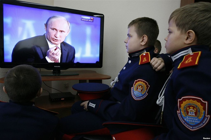 #Putin says the Magnitsky Act is not good for U.S.- #Russia relations.