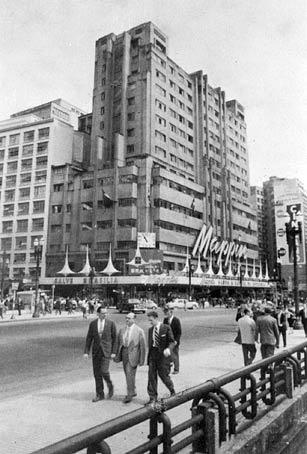 Mappin Praça Ramos Anos 60 - 01