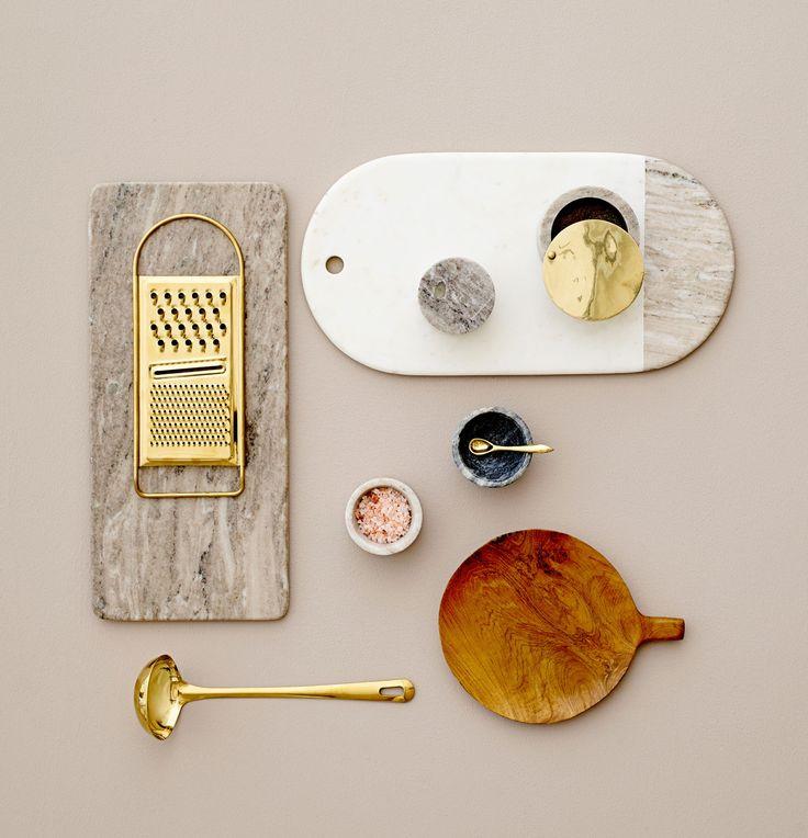 Tarka kuchenna Gold - Bloomingville