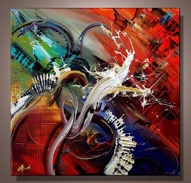 creation ix moderne kunst stilvolles gemalde abstrakte malerei inspire art galerie fur abstrakt klassische japanischer maler modern