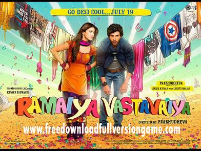 Ramaiya Vastavaiya 2013 Hindi CAMRiP Full Movie Download - Free Download Full Version