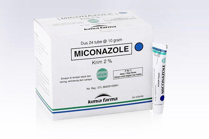 ميكونازول Miconazole Herbalism Personal Care Toothpaste