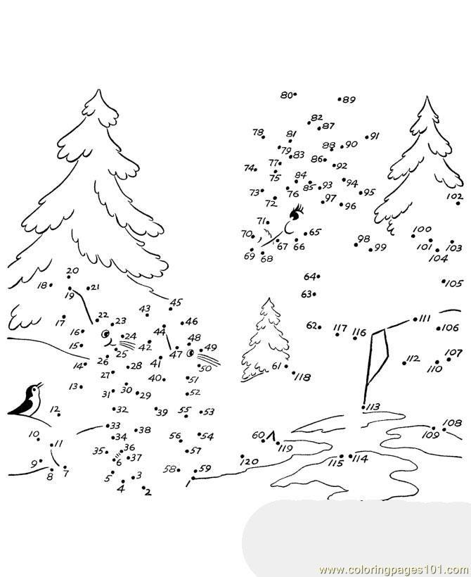 dot to dot  punkte spiel malvorlagen für kinder malen